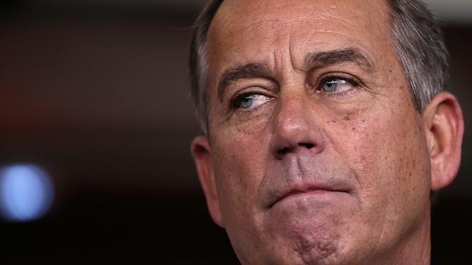 Boehner's No-Brainer; Let The White House Own It