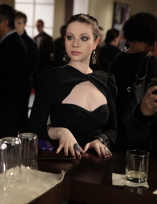 Best villain: Georgina Sparks …