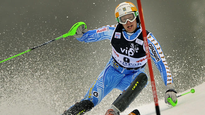 Sweden's Axel Baeck Clears AFP/Getty Images