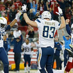 Week 16: San Diego Chargers vs. San Francisco 49ers highlights