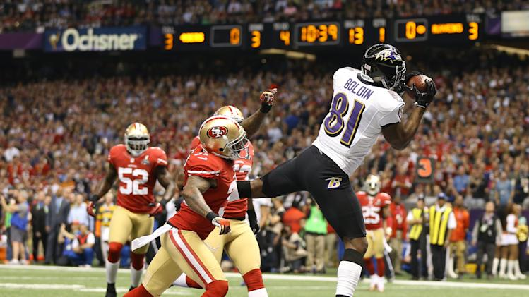 NFL: Super Bowl XLVII-Baltimore Ravens vs San Francisco 49ers