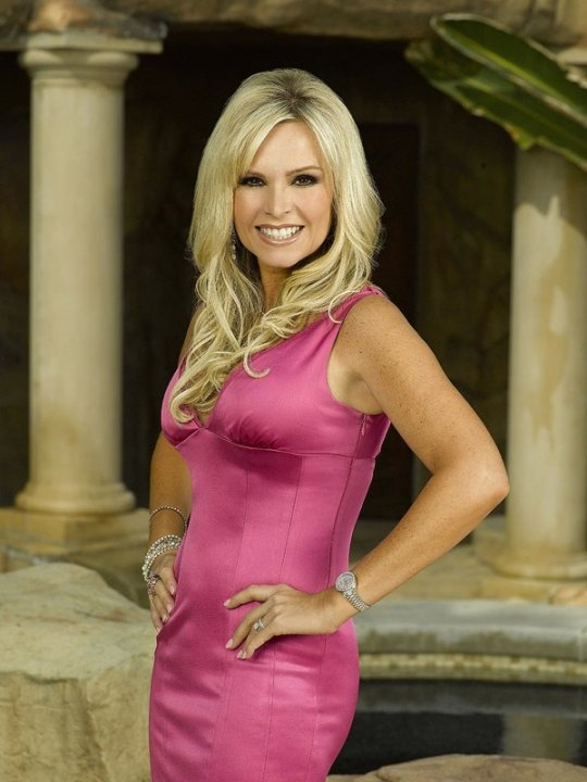 Tamra Barney of The Real Housewives of Orange County.