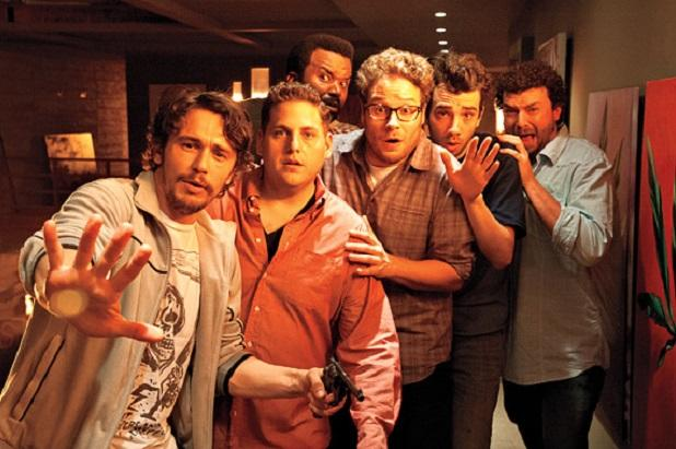What's Seth Rogen's Raunchy 'This is The End' Doing Back in Theaters?