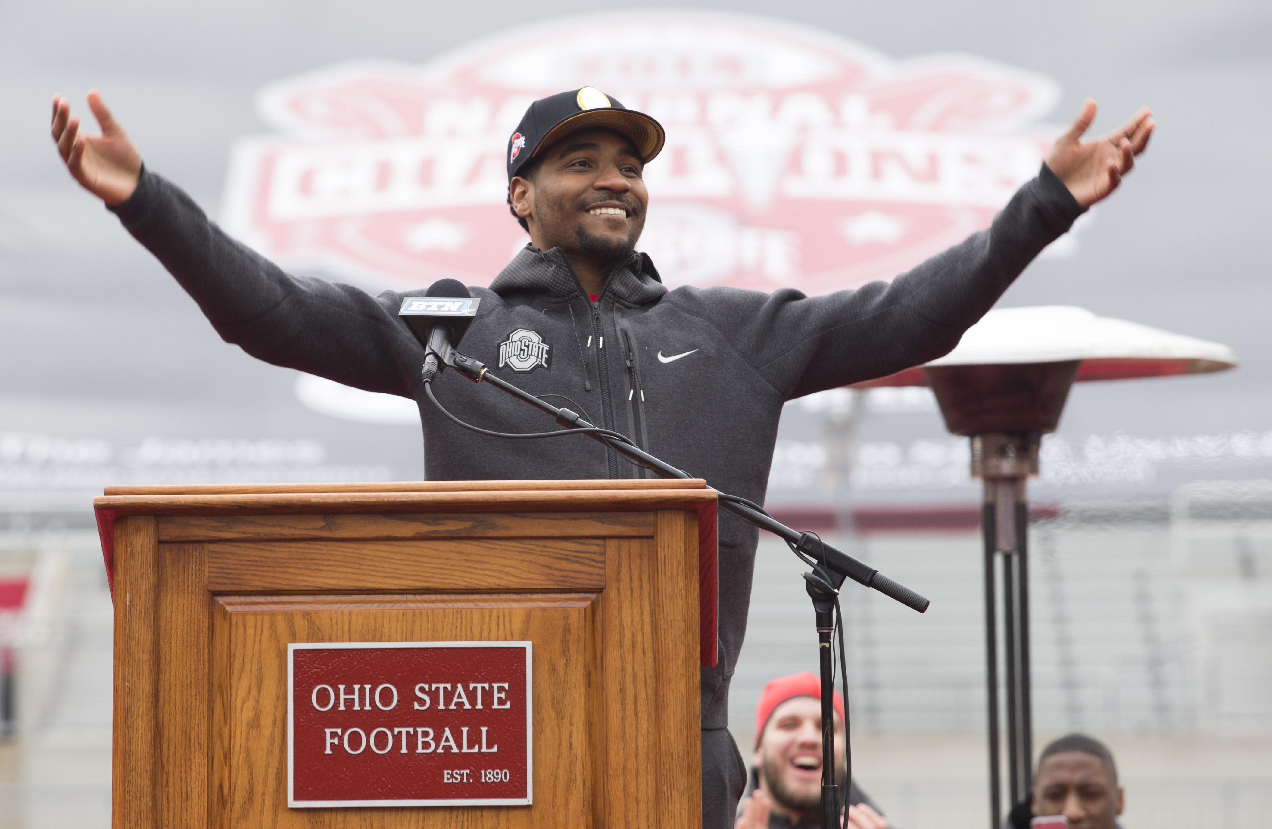 Braxton Miller to Ohio State fans: 'We've got another year'