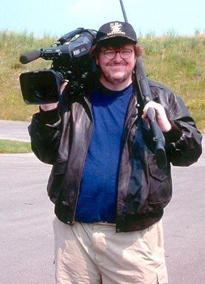 Michael Moore is the writer, producer and director of MGM's Bowling For Columbine