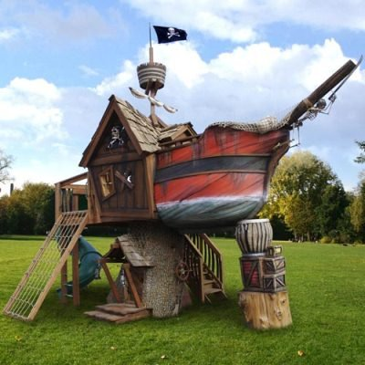 Posh Tot&amp;#39;s Pirate Hideaway Ahoy!