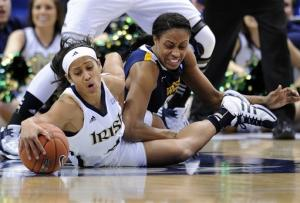 Notre Dame women advance to Big East championship