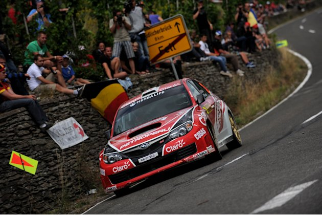 FIA World Rally Championship Germany - Day2