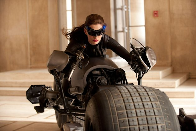 Anne Hathaway, la nueva Catwoman