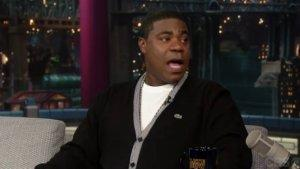 'Late Show': Tracy Morgan Takes Credit For Solving Fiscal Cliff (Video)