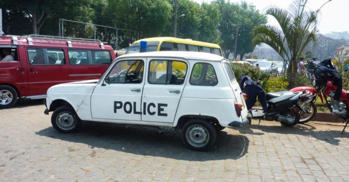 20 Police Cars From Around The World