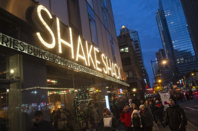 Shake Shack IPO prices far above expected range