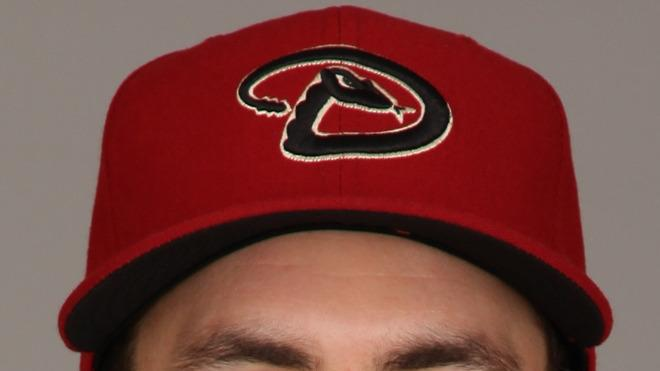 Paul Goldschmidt Baseball Headshot Photo