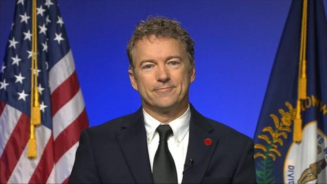 Sen. Rand Paul Says Obamacare 'A Mess,' Unsure if Family is Covered