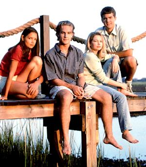 Katie Holmes Wants a Dawson's Creek Reunion