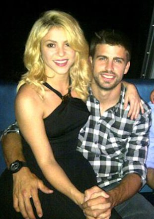 Shakira Confirms Expecting Gerard Pique's Baby