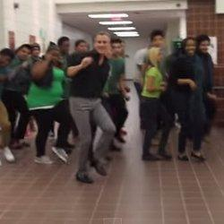 Teacher And His Students Recreate 'Uptown Funk,' Get An A+ In Breakin' It Down
