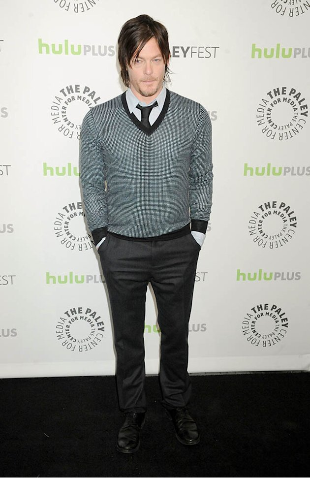 "30th Annual PaleyFest: The William S. Paley Television Festival - ""The Walking Dead"""
