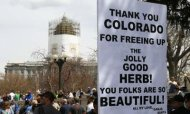 Shots Fired At Colorado Marijuana Festival