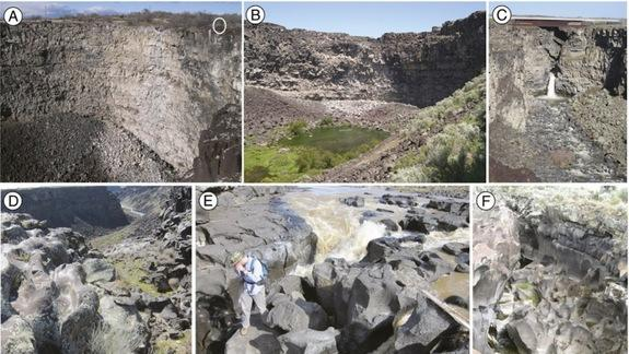 Megafloods May Have Carved Canyons on Earth & Mars