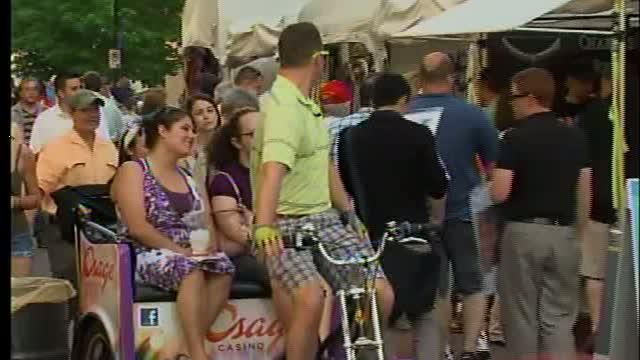 40th edition of Mayfest under way in downtown Tulsa