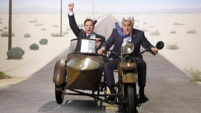 Sidecar no more: Jimmy Fallon is taking Jay Leno's late-show spot.