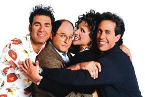 Jerry Seinfeld Says 'Seinfeld' Reunion Arriving 'Very, Very Soon'