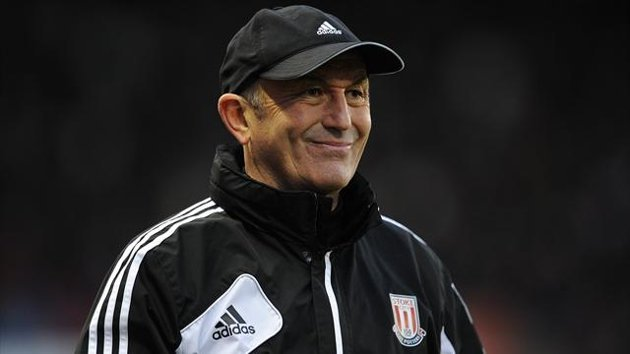 Pulis: Looks much younger with his hat on