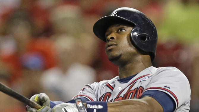 Padres to acquire OF Justin Upton from rebuilding Braves