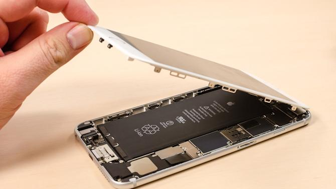 Apple iPhone 6 Plus teardown reveals subtle differences from iPhone 6