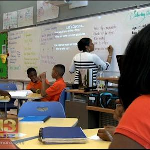 Maryland School Assessment Scores Fall