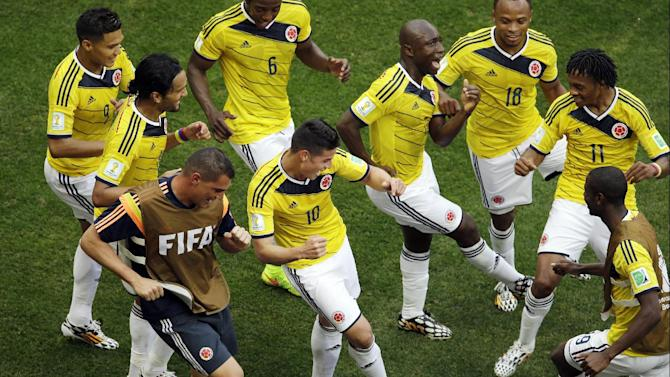 Colombia fun at World Cup comes with duty