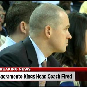 Kings Fire Head Coach Michael Malone