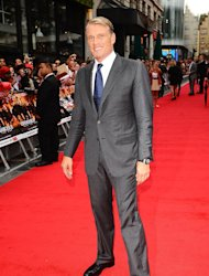 Dolph Lundgren says Arnold Schwarzenegger apologised because he had to be rude in The Expendables 2