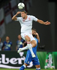 West Ham striker Andy Carroll has only recently returned from a hamstring injury