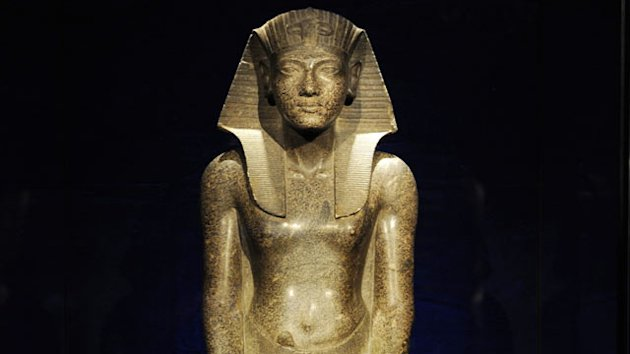 Mystery of King Tut's Death Solved? (ABC News)