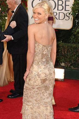 Jaime Pressly 63rd Annual Golden Globe Awards - Arrivals Beverly Hills, CA - 1/16/05