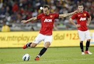 Fulham won the race to sign Dimitar Berbatov, seen here in July 2012, from Manchester United after the Bulgarian striker completed his move to Craven Cottage for an undisclosed fee