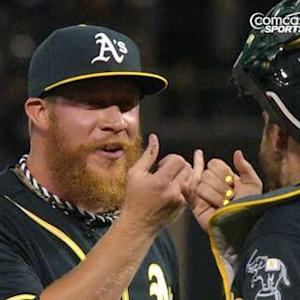 Doolittle completes the save