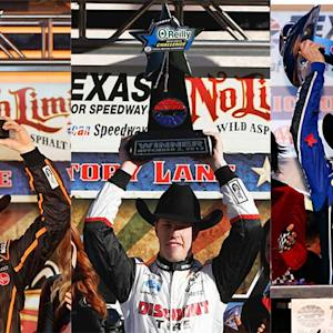 Weekend Top 5: Texas