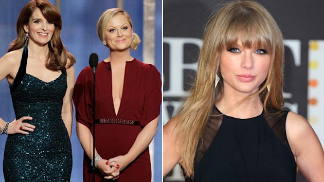 Fey, Poehler Respond to Swift's 'Hell' Comment (ABC News)