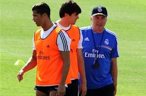 Kaka is not up to speed yet, says Ancelotti