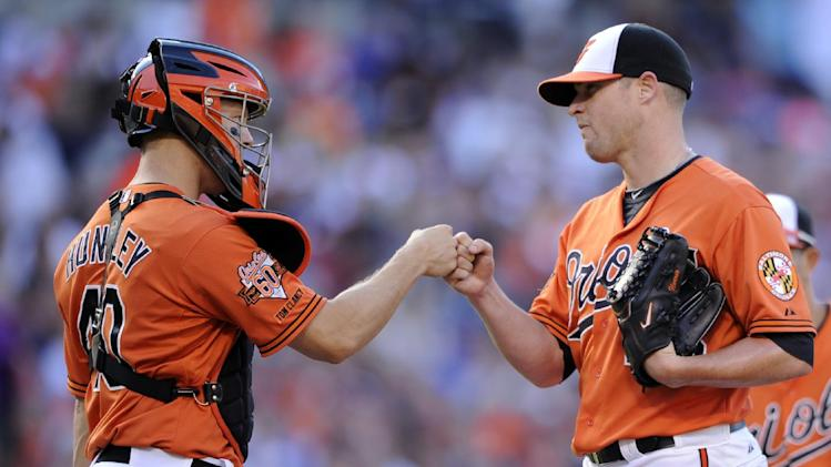 Davis HR carries Orioles past Blue Jays 3-2