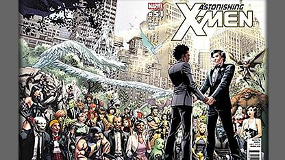 Marvel Reveals Gay Wedding for Northstar