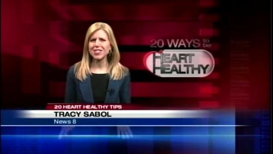 20 Ways To Be Heart Healthy: Exercising Benefits