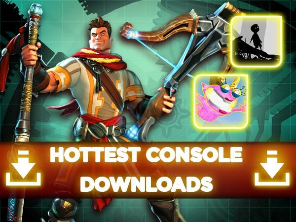 Hottest Console Downloads