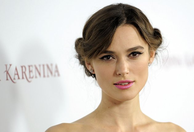 Keira Knightley has won praise for her performance in Anna Karenina