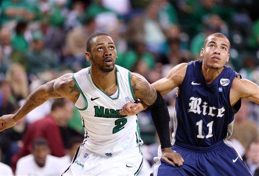 Rice Marshall Basketball