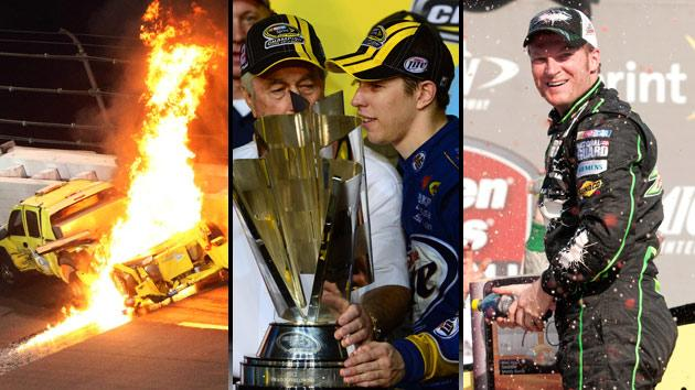 NASCAR year in review