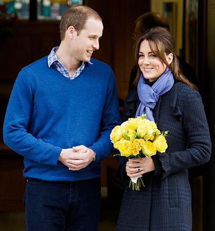 "PICTURE: Pregnant Kate Middleton Leaves Hospital, Feeling ""Much Better"""